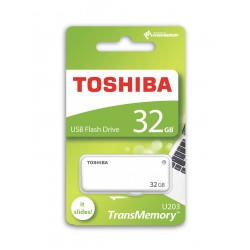 """Toshiba"" Usb 2.0 ""Memory Stick 32 Gb Baltas"