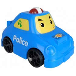 Žaislų Policijos Automobilis Žibintai Ir Vaidina Vaikams 24M +