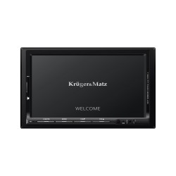 Automobilių Radijas Kruger & Ampmatz Km2004