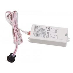 Nekontaktinis Infraraudonųjų Spindulių Jungiklis 5A Maclean Energetika Mce84 110-240 V / Ac, 50 / 60Hz