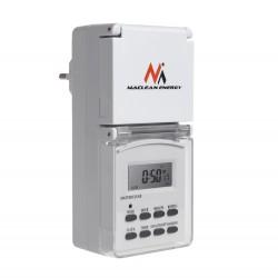 Skaitmeninis Laikmatis Peržiūrėti Maclean Energetika Mce08G 10 Programos Atsitiktinai Funkcija 3600 Max 156 Progra