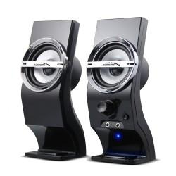 Kompiuteriniai Garsiakalbiai Audiocore 6W Ac805 Usb Juoda