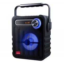 Nešiojami Bluetooth Garsiakalbis Juodas Audiocore Ac810, Fm, Usb, 1200Mah, Galia 75W Pmpo