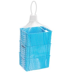 Set Of 3 Organizatoriai Plast Team Blue Mini Hobi Box