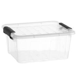 Konteineris Su Dangčiu Plast Team Pagrindinis Dėžutė 2L