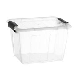 Konteineris Su Dangčiu Plast Team Pagrindinis Box 2,8L