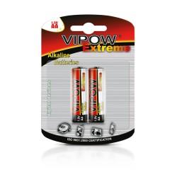 Extreme Vipow Šarminės Baterijos Lr06 2 Vnt / Bl