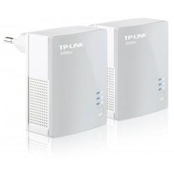 Tp-Link Tl-Pa4010 Kit (2 Vnt.) Siųstuvų Tinklo Nano 500Mb / S