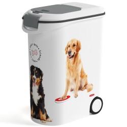Curver Maisto Konteineris Gyvūnai Šunys Mėgsta 20Kg (Senas 181 204)
