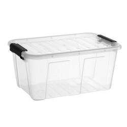 Konteineris Su Dangčiu Plast Team Pagrindinis Dėžutė 7,7L