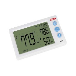 Oras Stotis (Termometras Zondas + Išorinis) Uni-T A12T