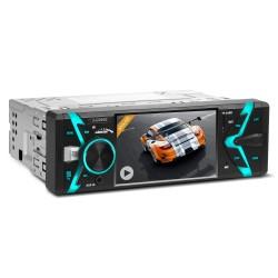 """Radijo Audiocore Ac9900 Mp5 Avi Divx """"Bluetooth"""" Laisvų Rankų Įranga + Nuotolinio Valdymo Pultas"""