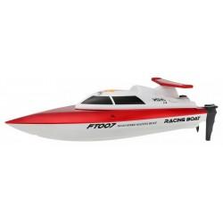 Motorlaivių 150M Gyvybingumas 01:16 2.4Ghz Rtr - Raudona