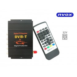 Automobilių Tv Imtuvas Dvb-T Mpeg-4 V. ... (Nvox 1Head Dvb T688)