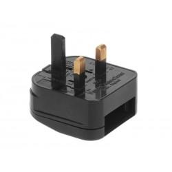 Mce71 Adapteris Lizdas Es Jk Kištukas Juodas