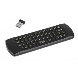 """Kom0834 Belaidė Klaviatūra Air Mouse Be Kita Ko, """"Android"""" Smart Tv Dongle"""