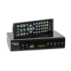 Skaitmeninis Tiuneris Dvb-T2 H.265 Hevc Lan Cabletech