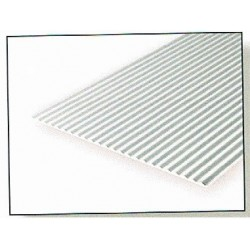 Plate Metalo Siding 1,0X1,5Mm Polistireno Hips
