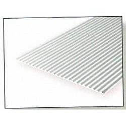 Plate Metalo Siding 1,0X2,0Mm Polistireno Hips