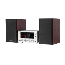 """Kruger & Bokštas Ampmatz Kompaktinių Diskų Grotuvas, Usb, """"Bluetooth"""", Nfc, Skaitmeninis Radijas Dab + Ir Fm Modelis Km1598"""