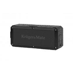 """Km0523B Nešiojami Vandeniui """"Bluetooth"""" Garsiakalbis Kruger & Matz """"Discovery / Juoda"""