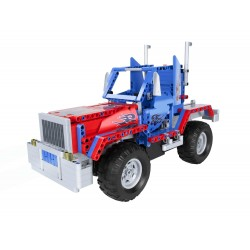 Zab0107 Nuotolinio Valdymo Automobilis Padaryti Lego Blokai Sunkvežimis Quer