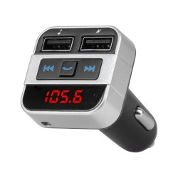 Automobilių Siųstuvas Su Bluetooth Funkcija
