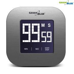 Gb524 46005 Skaitmeninis Laikmatis Chronometras Laikmatis Su Magnetiniu Jutiklinis Ekranas