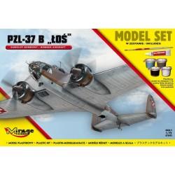 """Pzl-37B """"Briedis"""" Lenkų Lėktuvas Bombardavimo"""