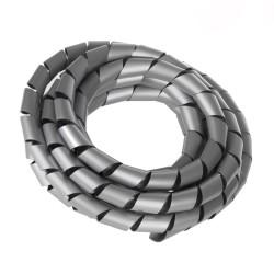 Mctv-687S 48.458 Pabaiga Riba Kabeliai (20,4 * 22Mm) 3M Sidabrinis Spiralės