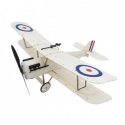 Raf Lėktuvas S.E.5A Balsa Rinkinys (378Mm) + Variklio + Esc + 2X Servo