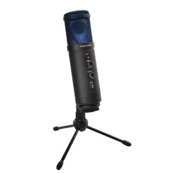 Gamingowy Mikrofonas / Usb Vlogerowy Kruger & Ampmatz Warrior Gv-100