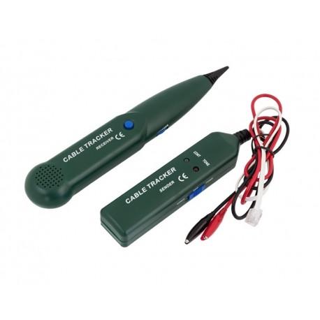 AK300 kabelių kabelių poros ieškiklis