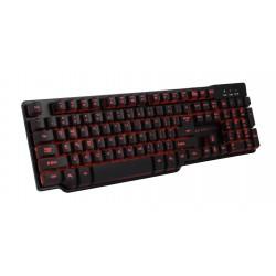Egk601 Klaviatūra Su Apšvietimu Laidinio Usb Žaidimų Medžiotojas