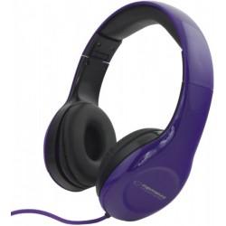 Eh138V Ausinės Garso Siela Violetinė Esperanza