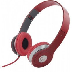 Eh145R Garso Ausinės Techno Raudona Esperanza