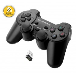 Egg108K Belaidis Gamepad Pc / Ps3 Usb Gladiatorius Juoda