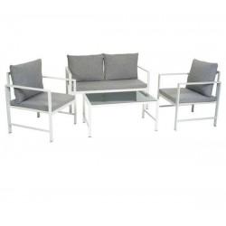 Lauko baldų komplektas 4 vietų