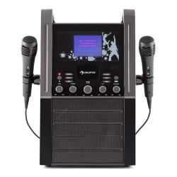 Karaokė Auna 3,5 monitorius 2 mikrofonai 10029355