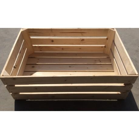 Medinė dėžutė 3 lentučių