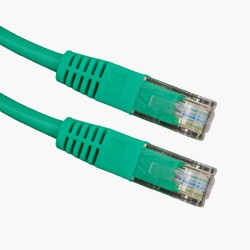 Eb275G Utp Cat 5E Patch 3M Žalios Esperanza