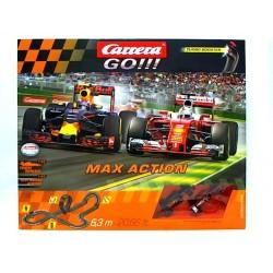 Lenktynių trasa Carrera Max action