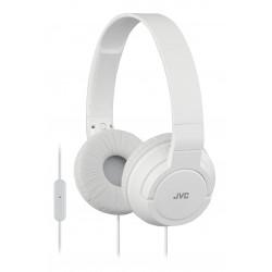 Jvc0096 Ausinės Su Mikrofonu Jvc Has-R185We
