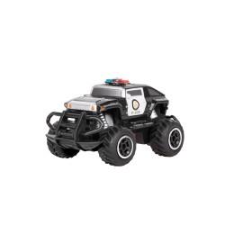 Zab0113 Mini Nuotolinio Valdymo Automobilis Policija