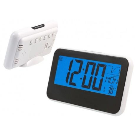 ZG3 Zegarek biurkowy budzik termometr