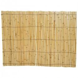 Bambukinė tvorelė
