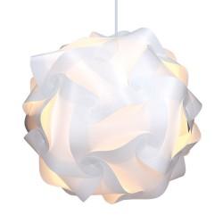 Baltas šviestuvas