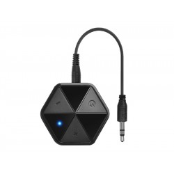 """Bluetooth"" imtuvo adapterio imtuvas su Audiocore AC815 spaustuku - HSP, HFP, A2DP, AVRCP"