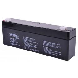 BAT0220 Vipow 12V 2.2Ah gelio baterija