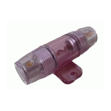 OB1 Obudowa bezpiecznika agu bezpiecznik + dioda